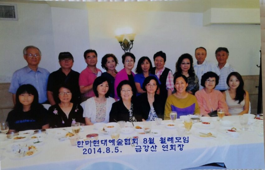 Kacal 2014, 8월 월례모임