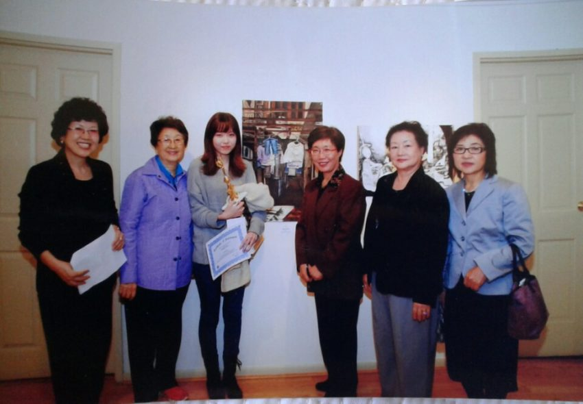 7th Korean American Art Contest